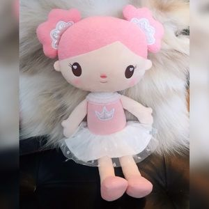 Candy Pink Cute Little Doll